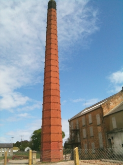 Liddel's Factory Chimney