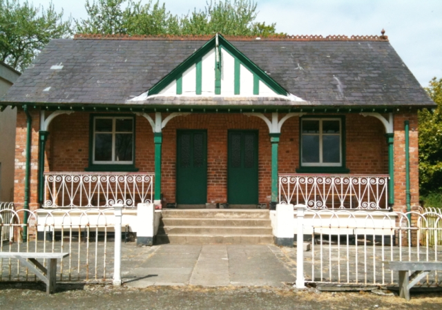 Donaghcloney Cricket Club Pavilion