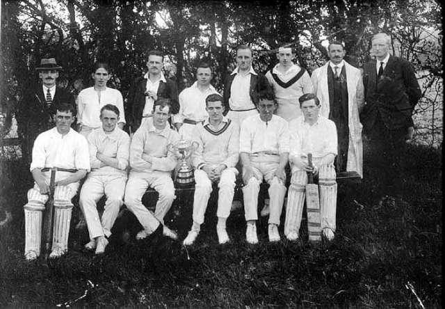 1922 - DCC Cup Winning Team