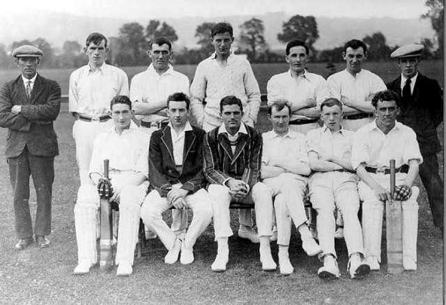 1925 DCC Cup Winning Team