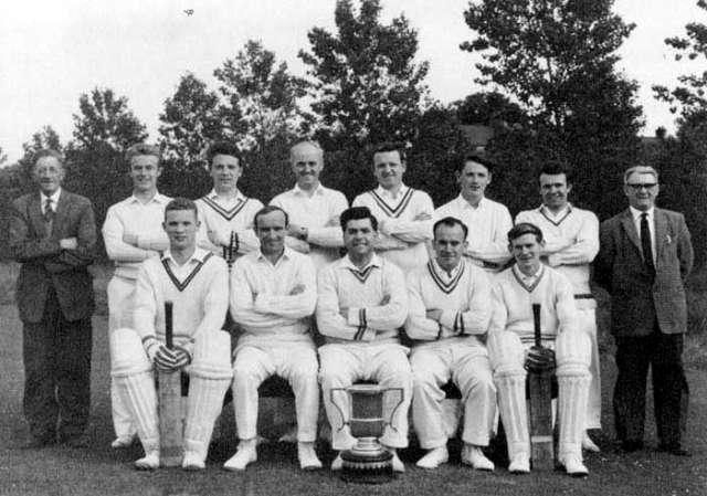 1964 - DCC Cup Winning Team