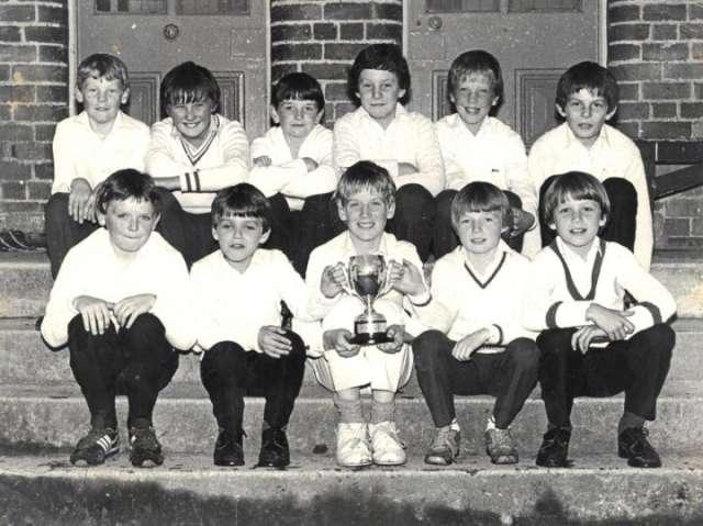 1981 - DCC Cup Winning Team