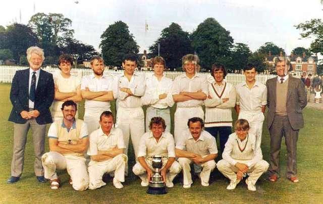 1985 - DCC Cup Winning Team
