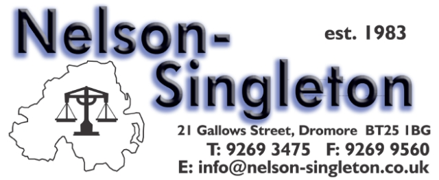 Nelson Singleton Solicitors, Dromore