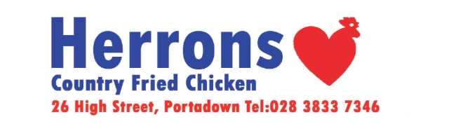 Herrons Country Fried Chicken - DCC Sponsors